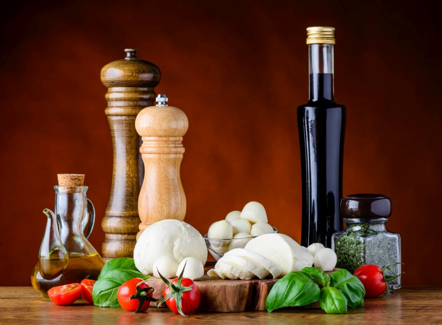 składniki kuchni włoskiej