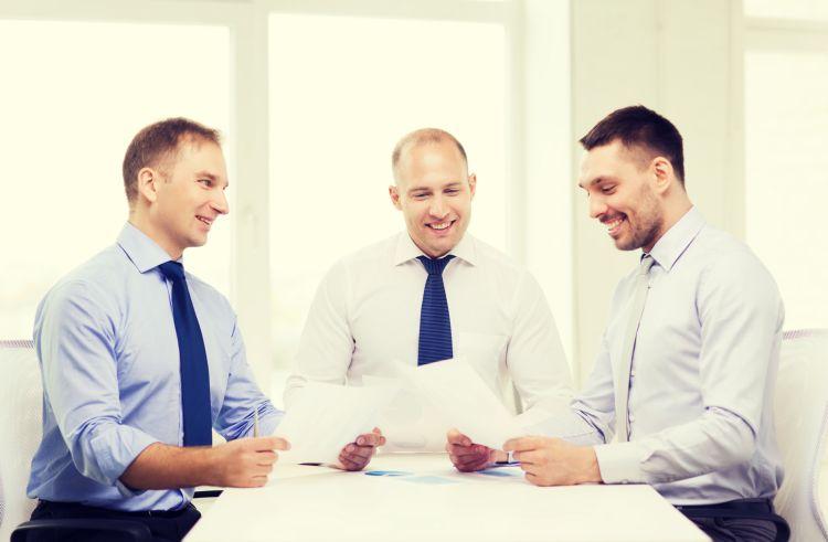 spotkanie w sprawie umowy księgowej
